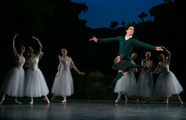 La Sylphide, English National Ballet, photos by Dasa Wharton 16