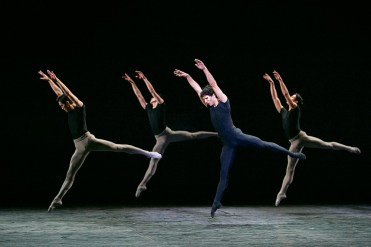 Song of the Earth, English National Ballet, photos by Dasa Wharton 02
