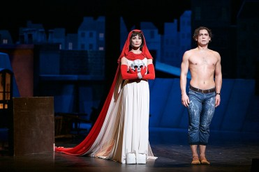 Tamara Rojo and Ivan Vasiliev in Le Jeune Homme et La Mort © Dasa Wharton 39
