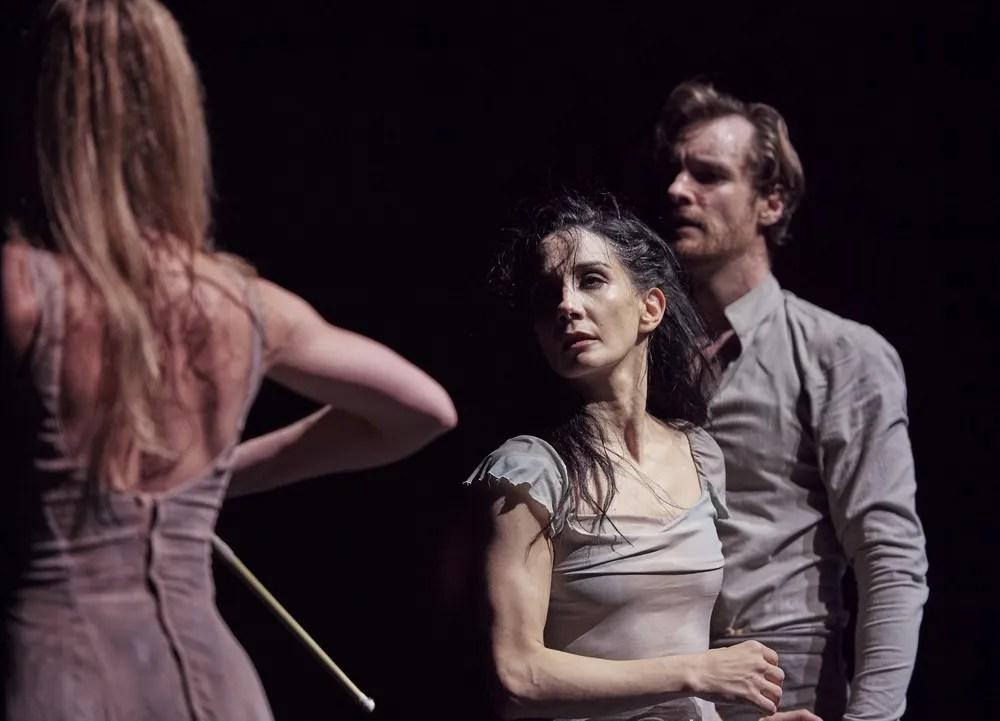 Tamara Rojo and James Streeter in Akram Khan's Giselle © Laurent Liotardo