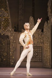 The Nutcracker. Alexander Campbell as The Prince. ©ROH 2016. Photo by Helen Maybanks