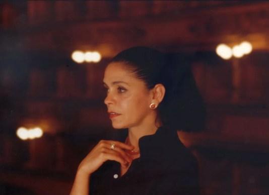 Elisabetta Terabust in a photo by Lelli e Masotti, Teatro alla Scala