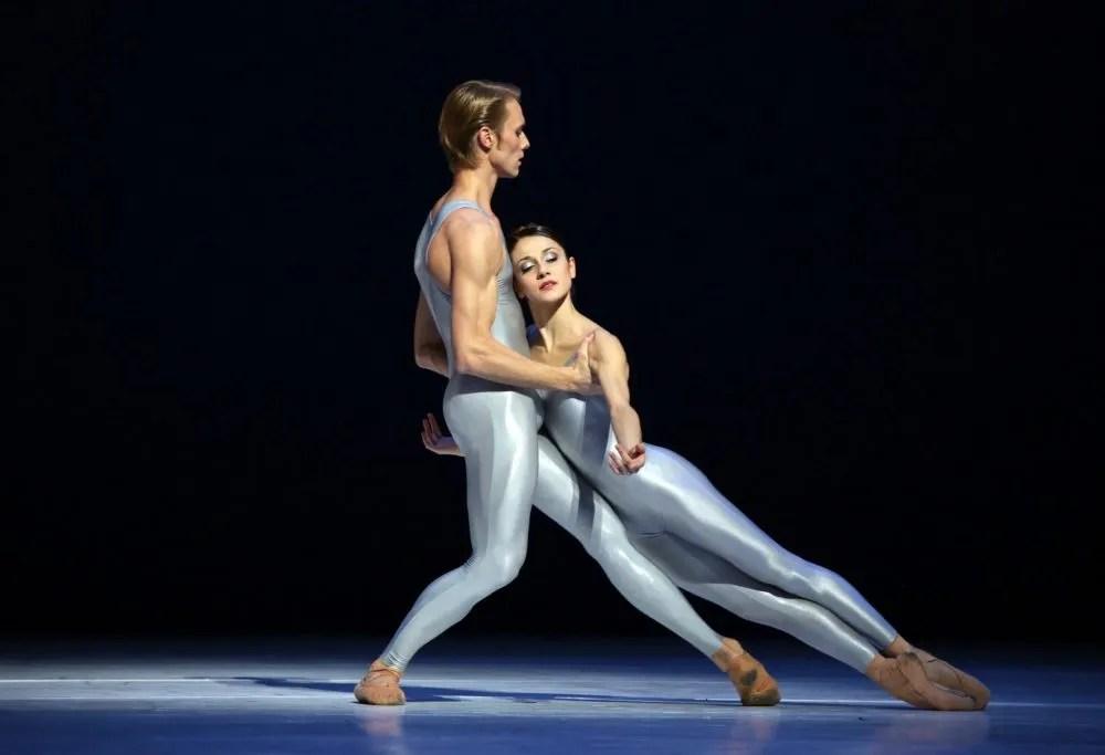 Goldberg Variationen with Nicoletta Manni and Timofej Andrijashenko, photo by Brescia e Amisano, Teatro alla Scala