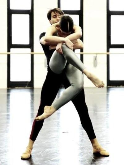 Petite Mort Marco Agostino and Alessandra Vassallo © Brescia e Amisano, Teatro alla Scala, 2018