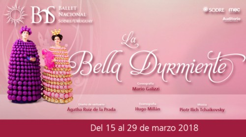Sleeping Beauty, Ballet Nacional Sodre