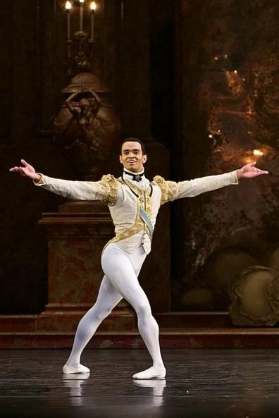 Birmingham Royal Ballet in rehearsal for Sleeping Beauty, photos by Dasa Wharton 02