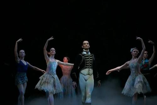 Birmingham Royal Ballet in rehearsal for Sleeping Beauty, photos by Dasa Wharton 05