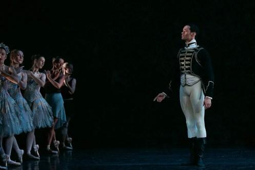 Birmingham Royal Ballet in rehearsal for Sleeping Beauty, photos by Dasa Wharton 08