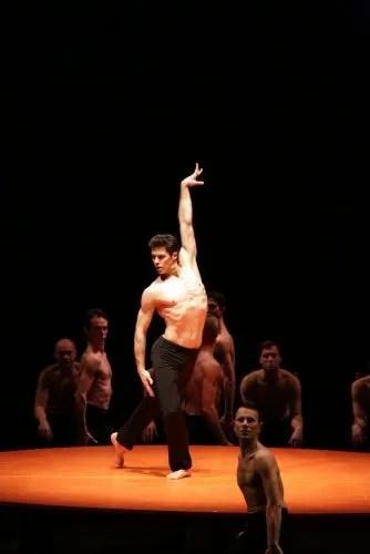 Roberto Bolle in Bolero © Brescia e Amisano, Teatro alla Scala 2018 3