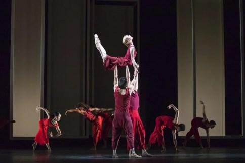 Yugen. Artists of The Royal Ballet. © ROH, 2018. Photographed by Andrej Uspenski