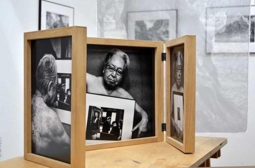 Barbara Luisi's Eikoh Hosoe Triptych