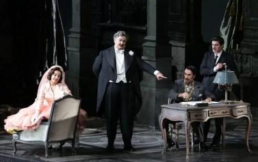 Don Pasquale with Feola, Maestri, Porta and Olivieri © Brescia e Armisano, Teatro alla Scala 2018