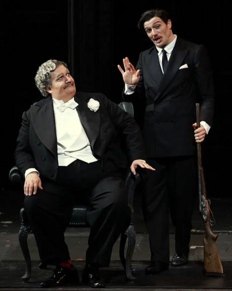 Don Pasquale with Maestri and Olivieri © Brescia e Armisano, Teatro alla Scala 2018 01