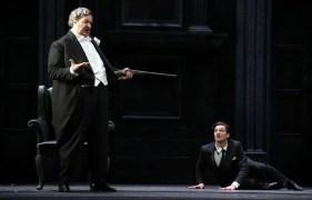 Don Pasquale with Maestri and Olivieri © Brescia e Armisano, Teatro alla Scala 2018