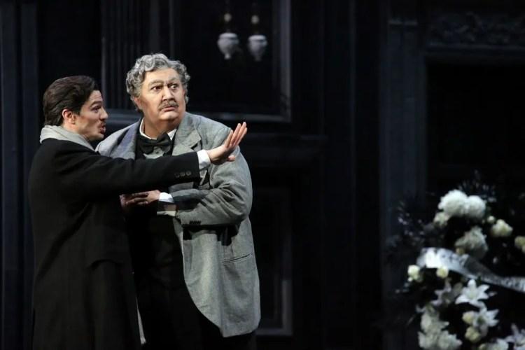 Don Pasquale with Maestri e Olivieri © Brescia e Armisano, Teatro alla Scala 2018