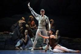Le Corsaire, Timofej Andrijashenko and Marco Agostino, photo Brescia e Amisano, Teatro alla Scala 2018