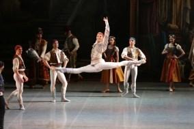 Le Corsaire, Timofej Andrijashenko, photo Brescia e Amisano, Teatro alla Scala 2018 01
