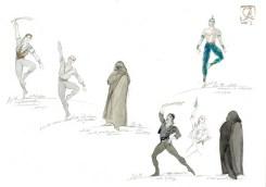 Le Corsaire designs by Luisa Spinatelli (4)