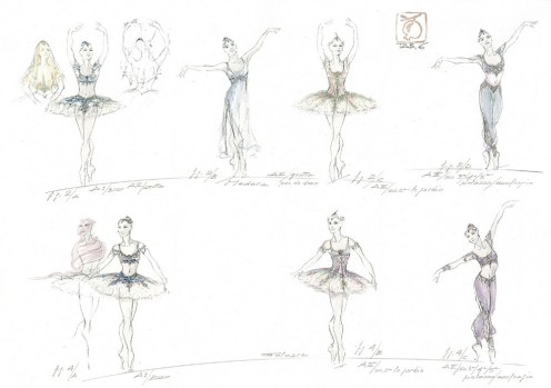 Le Corsaire designs by Luisa Spinatelli (6)