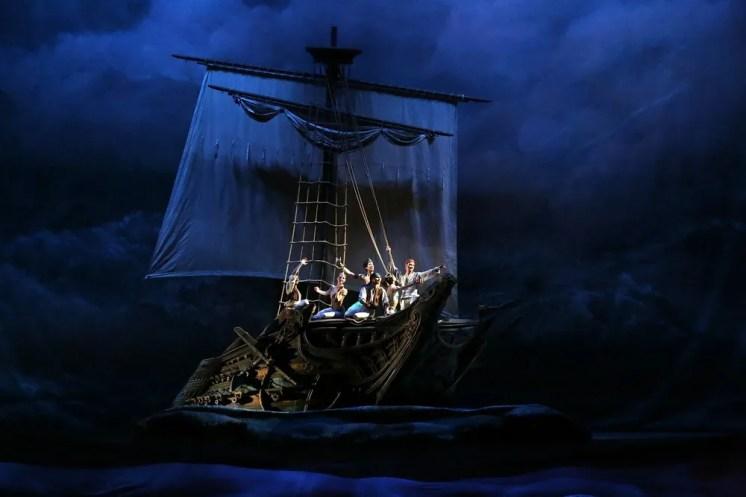 Le Corsaire, photo Brescia e Amisano, Teatro alla Scala 2018 01