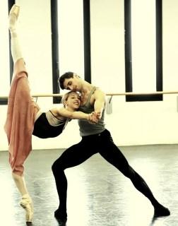 Virna Toppi and Nicola Del Freo