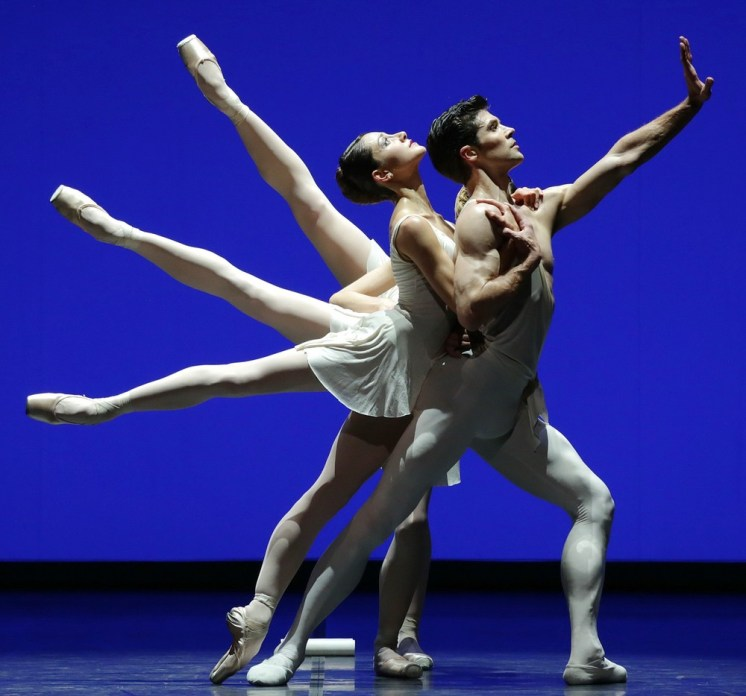 Apollo choreography by George Balanchine© The George Balanchine Trust photo by Brescia e Amisano Teatro alla Scala