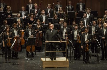 Daniel Barenboim with the Staatskapelle Berlin, © Salzburger Festspiele, Marco Borrelli