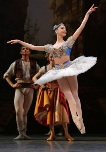 Le Corsaire with Caterina Bianchi, photo by Brescia & Amisano, Teatro alla Scala 2018