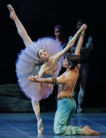 Le Corsaire with Martina Arduino and Mattia Semperboni, photo by Brescia & Amisano, Teatro alla Scala 2018