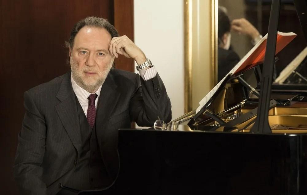 Riccardo Chailly, photo by Brescia e Amisano © Teatro alla Scala