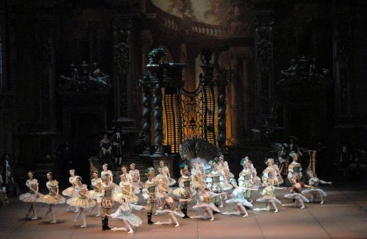 The Sleeping Beauty, photo Marco Brescia Teatro alla Scala