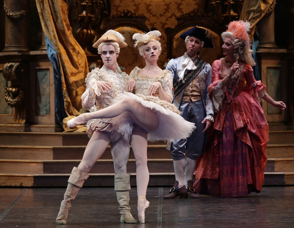 The Sleeping Beauty with Antonella Albano, Federico Fresi, photo by Brescia e Amisano, Teatro alla Scala