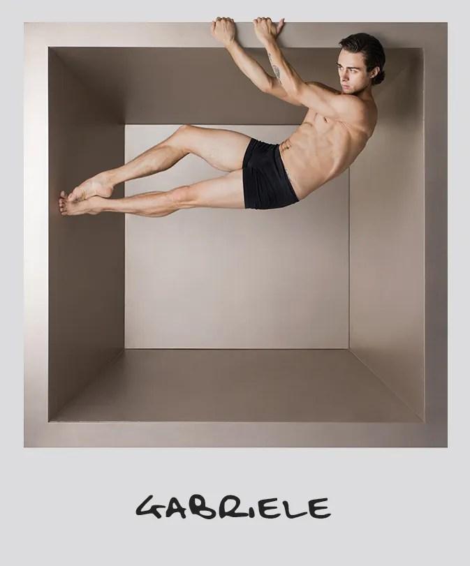 Francesco Gabriele Frola. Photo by Karolina Kuras