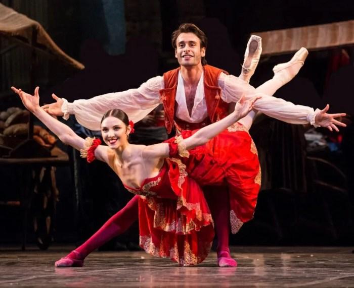 Don Quixote with Martina Arduino and Marco Agostino © Brescia e Amisano Teatro alla Scala
