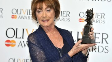 Gillian Lynne Olivier Awards2013