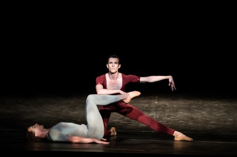 Le Chant Du Compagnon Errant With Oleg Rogachev And Marc Emmanuel Zanoli, Photo By Julien Benhamou