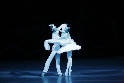Olga Smirnova And Semyon Chudin In La Bayadére, Photo By Damir Yusupov, 2018