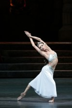Olga Smirnova As Nikiya In La Bayadére, Photo By Damir Yusupov, 2018