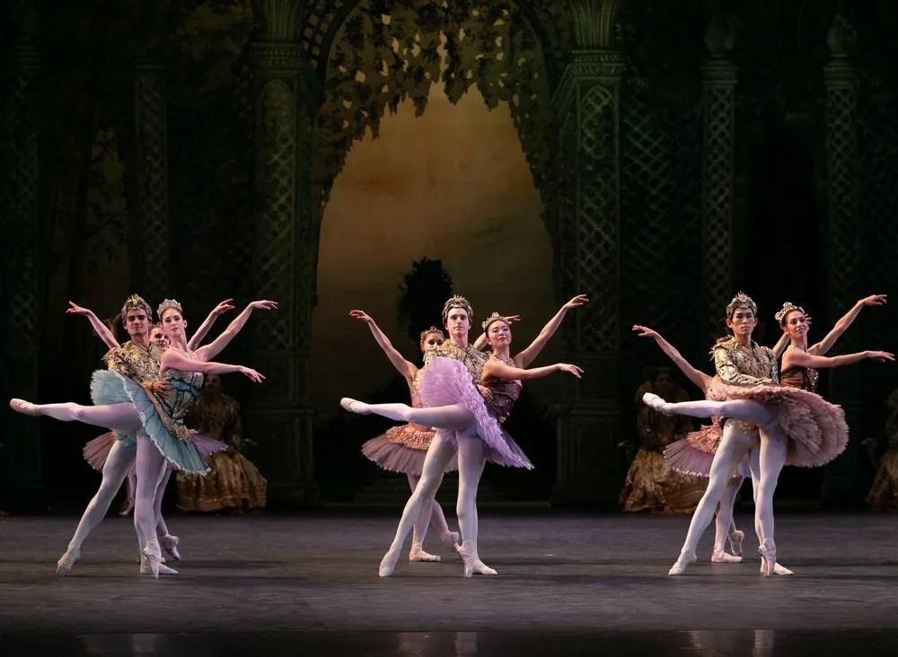 The Sleeping Beauty, English National Ballet, © Dasa Wharton 2018 01