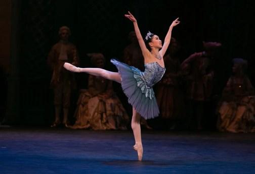 The Sleeping Beauty, English National Ballet, © Dasa Wharton 2018 31