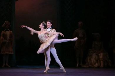The Sleeping Beauty, English National Ballet, © Dasa Wharton 2018 34