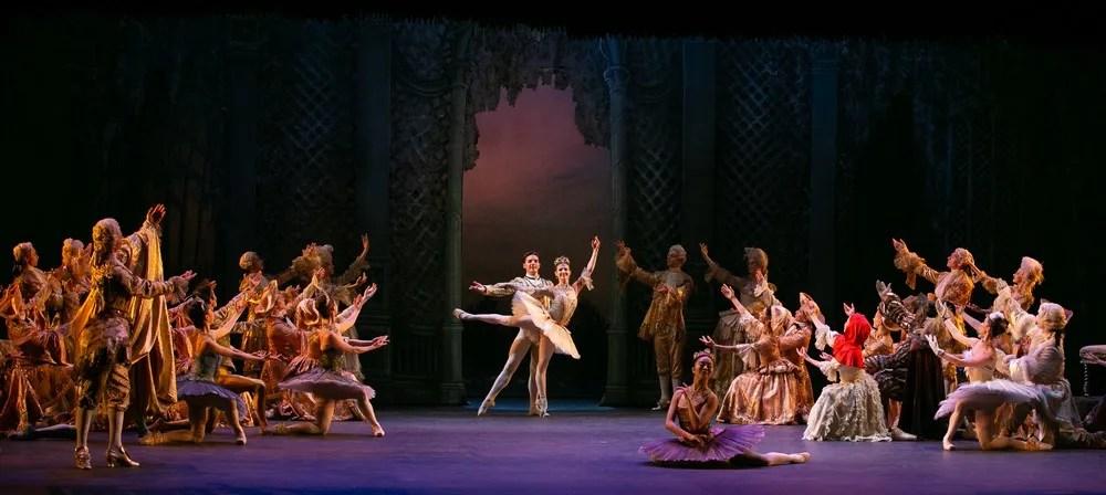 The Sleeping Beauty, English National Ballet, © Dasa Wharton 2018 38