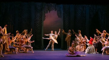 The Sleeping Beauty, English National Ballet, © Dasa Wharton 2018   38