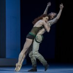 The impeccable Bolshoi dancers in Maillot's slick Taming of the Shrew at La Scala