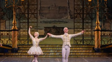 The Sleeping Beauty with Marianela Nuñez and Vladislav Lantratov at the Rome Opera Ballet