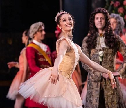 Marianela Nuñez in The Sleeping Beauty, Rome Opera Ballet © Yasuko Kageyama (2)