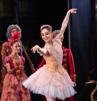 Marianela Nuñez in The Sleeping Beauty, Rome Opera Ballet © Yasuko Kageyama (3)