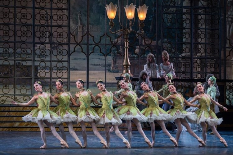 The Sleeping Beauty, Rome Opera Ballet © Yasuko Kageyama