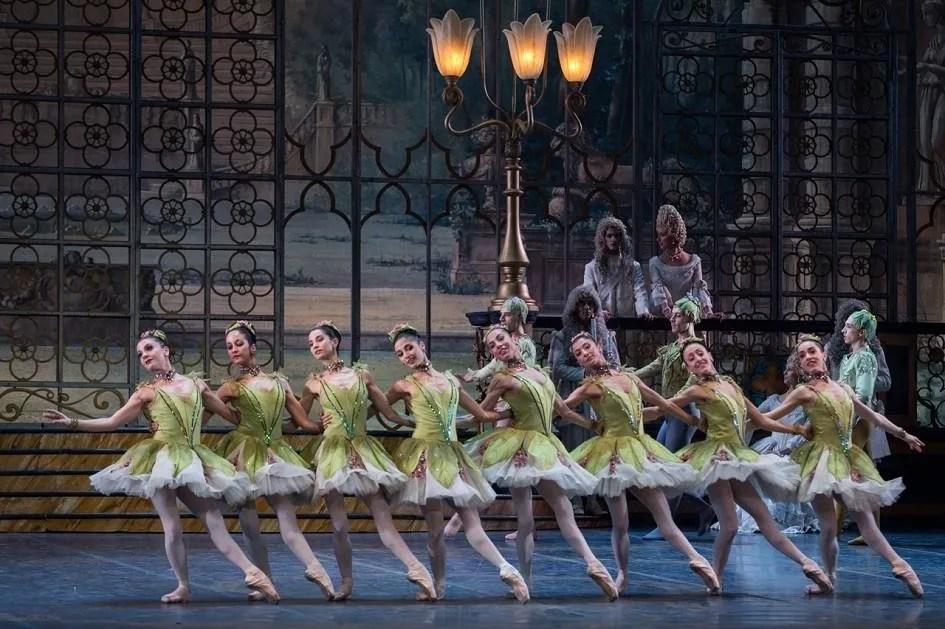 The Sleeping Beauty, Rome Opera Ballet © Yasuko Kageyama