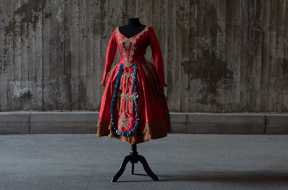 Anneli Alhanko's Costume From The Toreador